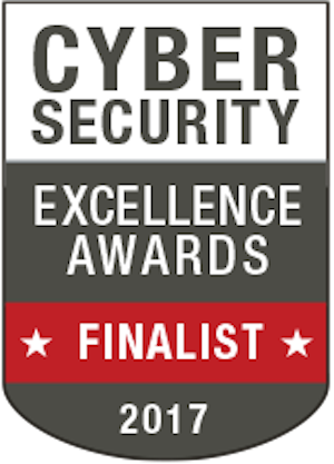 Cyber-Security excellence award